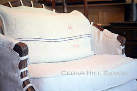 Camelback Sofa Slipcover Pattern by My Slipcovering Tips Cedar Hill Farmhouse