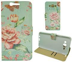 100 Design21 For Samsung Galaxy J7 Flip Cover Case MACC Designer Fancy