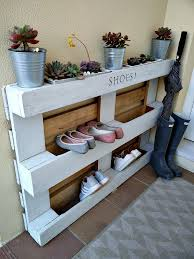 Pallet Shoe Rack – Do It And How