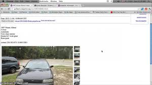 7 Things To Expect When Attending Craigslist Georgia Cars