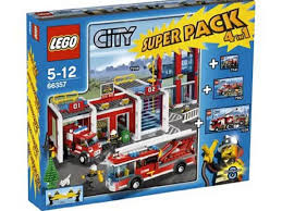 LEGO City 66357: Fire Station Super Pack 4 In 1 Top Goods - Video ... Lego Police Car Fire Truck Cartoon About Game My 60110 City Station Cstruction Toy Ireland Home Legocom Us Playing With Bricks Custom A Video Update Lego Fireman Firetruck Cartoons For Monster 60180 Big W 60004 Building Sets Amazon Canada 60002 Amazoncouk Toys Games Totobricks 6911 Creator 3 In 1 Mini Archives The Brothers Brick Undcover Walkthrough Chapter 10 Guide Jungle Exploration Site 60161 Kmart