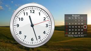 clock pour windows 10 windows télécharger