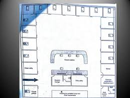 Floor Plan Template Powerpoint by Final Hospital Planning And Layout Ppt