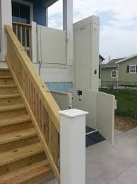 Acorn Chair Lift Commercial by Vertical Platform And Wheelchair Lifts In Denver Ascent Mobility