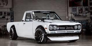 100 Datsun Truck 1200 Toyo Tyres Japanese Roadster