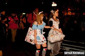 Halloween In Nyc Guide Highlighting by 100 New York Halloween Parade Route Map Halloween Parade