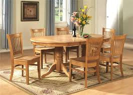 Kitchen Table For 6 Set Chairs 60s