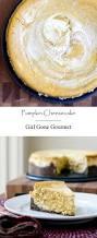 Marbled Pumpkin Cheesecake Bars by Pumpkin Cheesecake Gone Gourmet