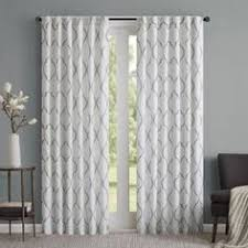 Bed Bath And Beyond Gray Sheer Curtains by Lobby Conference Room Option Marrakech Window Curtain Panel In