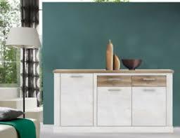 details zu sideboard wohnzimmer kommode anrichte 172cm pinie weiß eiche antik 54259581