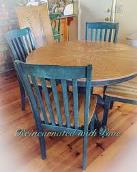 Farmhouse Table, Extendable Dining Table, Blue, Kitchen Table ... Timelessly Charming Farmhouse Style Fniture For Your Home Interior Rustic Round Ding Table 6 Ideas 30 House X30 Inch Modern Farm Wood You Kitchen Extraordinary Narrow Room Black Chairs Photos And Pillow Weirdmongercom Hercules Series 8 X 40 Antique Folding Four Bench Set Luxury Affordable Grosvenor Wooden With Gray White Wash Top Classic Base Criss Cross Includes Two Benches E Braun Tables Inc Back Burlap Cushions Amish Sets Etc