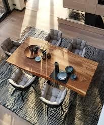 table tisch holztisch eichentisch wohnung esszimmer