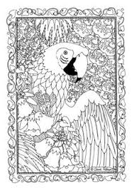 Pearls Coloring Pages On Animal