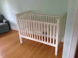 Crib | Pat The Belly How To Convert A Kendall Crib Into Toddler Bed Pottery Barn Parker Youth Twin Slat Panel In Cappuccino 400290t Neutral White Gold And Blush Pink Nursery Baby Girl Gold Dressers Full Image For Impressive Bookcase Assemble Kids Youtube Cot Simply White Au Top Sleigh Suntzu King Combine Ebth Barn Kids Bedroom Photos Video Wylielauderhousecom Fniture Ebay