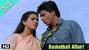 basketball affair kuch kuch hota hai shahrukh khan kajol