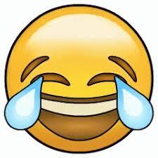 Emoji Laughing GIF