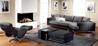 cozy ergonomic living room furniture lake series leather swivel