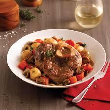 osso bucco cuisine et vins de osso buco de veau de grain aux chignons et vin blanc recettes
