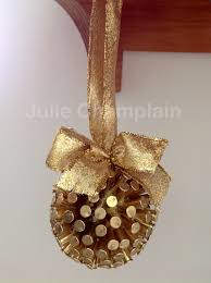 Mr Jingles Christmas Trees West Palm Beach by I Made This Christmas Ornament From Spent 22 Brass Bullet Casings