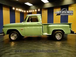 1966 Chevrolet C10 Pickup | Gateway Classic Cars | 5087-STL