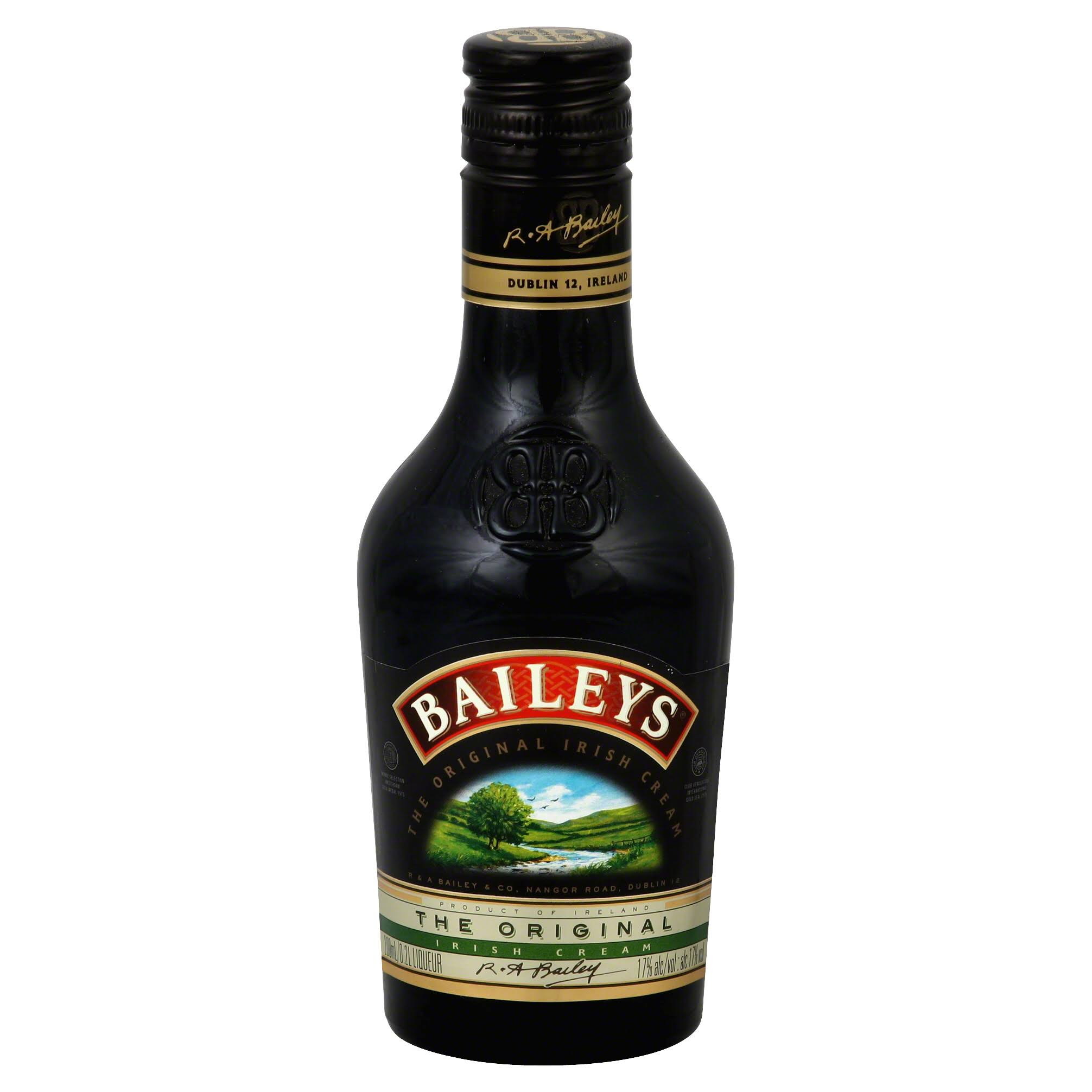 Baileys Irish Cream Liqueur, The Original - 0.2 lt