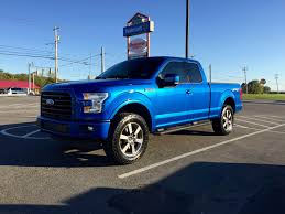 Let's See Those 15+ Blue Flame Trucks - Ford F150 Forum - Community ...