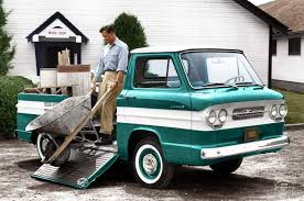 1961 Chevrolet Corvair 95 Pickup Truck Side Ramp. Image Colorized By ... 1961 Chevrolet Corvair Corphibian Amphibious Vehicle Concept 1962 Classics For Sale On Autotrader 63 Chevy Corvair Van Youtube Chevrolet Corvair Rampside Curbside Classic 95 Rampside It Seemed Pickup Truck Rear Mounted Air Cooled Corvantics 1964 Chevy Pickup Pinterest Custom Sideload Pickup Pickups And Trucks Pickup Cars Car