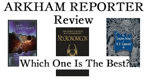 Book Review The Complete Fiction Of HP Lovecraft
