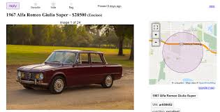 100 Craigslist Ventura Cars And Trucks By Owner Wanted Alive A Giulia Page 91 Alfa Romeo Forums