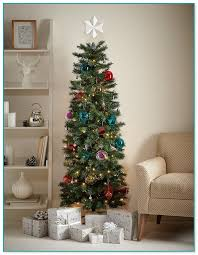 5ft Christmas Tree Tesco by Catchy Collections Of Slimline Christmas Tree Fabulous Homes