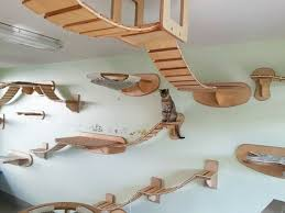 cat stairs original cat furniture give your cat more and relaxation