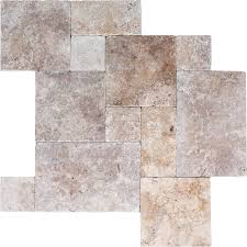 Versailles Tile Pattern Travertine by Travertine Versailles French Pattern Tumbled Flava Sessemo