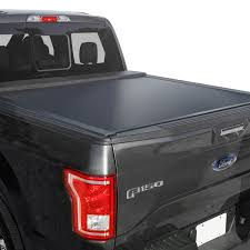 Roll-N-Lock® - Ford F-150 2018 E-Series™ Retractable Tonneau Cover