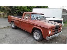 100 1968 Dodge Truck Pickup For Sale ClassicCarscom CC892863