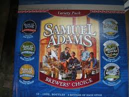 Sam Adams Pumpkin Ale 6 Pack by Grin And Beer It Sam Adams Brewmaster U0027s Collection