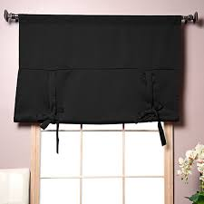 Blackout Curtain Liners Ikea by Amazon Com Best Home Fashion Thermal Insulated Blackout Tie Up