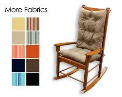 100 Greendale Jumbo Rocking Chair Cushion Set Pattern Home Design Ideas