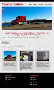 100 Mansur Trucking Competitors Revenue And Employees Owler Company