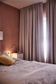 majgull abdunkelnde gardinenschals rosa gardinen