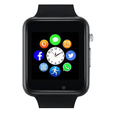 Unlocked Watch Cell Phone Count Steps Bluetooth Music Play by