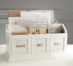 Pottery Barn Office Desk Accessories by Bedford Photo Caddy Pottery Barn