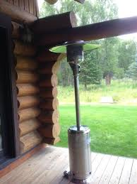 Fire Sense Deluxe Patio Heater Stainless Steel by Stainless Steel Pro Series Patio Heater