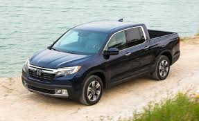 2017 Honda Ridgeline First Drive | Review | Car And Driver
