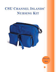 Current Students Nursing Program CSU Channel Islands