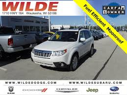 Pre-Owned 2012 Subaru Forester 2.5X Limited SUV In #23849A | Wilde ...