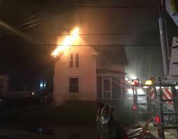 Pumpkin Festival Keene by Firefighters Battle Four Alarm Blaze In Keene Local News