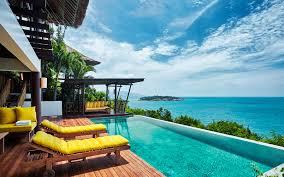 100 W Hotel Koh Samui Thailand Best Hotels In Telegraph Travel