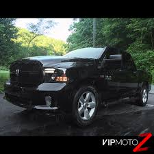2009-2018 Dodge Ram 1500 2500 3500 [TRIBAL VERSION] Black LED DRL ... Led Lights For Motorcycle Headlights Best Truck Resource 0306 Chevy Silveradoavalanche Anzo Led Head Light Install F150 Brings Tech To Trucks Lamarque Ford New Orleans Kenner Daf Adlights_other Trucks Year Of Mnftr 2005 Pre Owned Other Universal Strips Profile Pivot Switchback White Amber The 2017 Autotraderca Peterbilt 579 Black Headlights Toning Mod American Simulator Alburque Accsories Unlimited Toyota Tacoma Americanretrofitscom Pinterest 2017fof350superdutyheadlights Fast Lane Oracle 1416 Chevrolet Silverado Wpro Halo Rings Bulbs Custom Offsets Paint And Review Reviewer