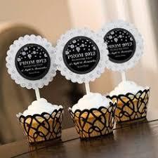 DIY Vintage Paris Cupcake Picks That You Can Personalize Online Jill Parker Prom Ideas