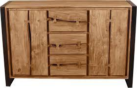 sit sideboard live edge sideboard kommode holz akazienholz